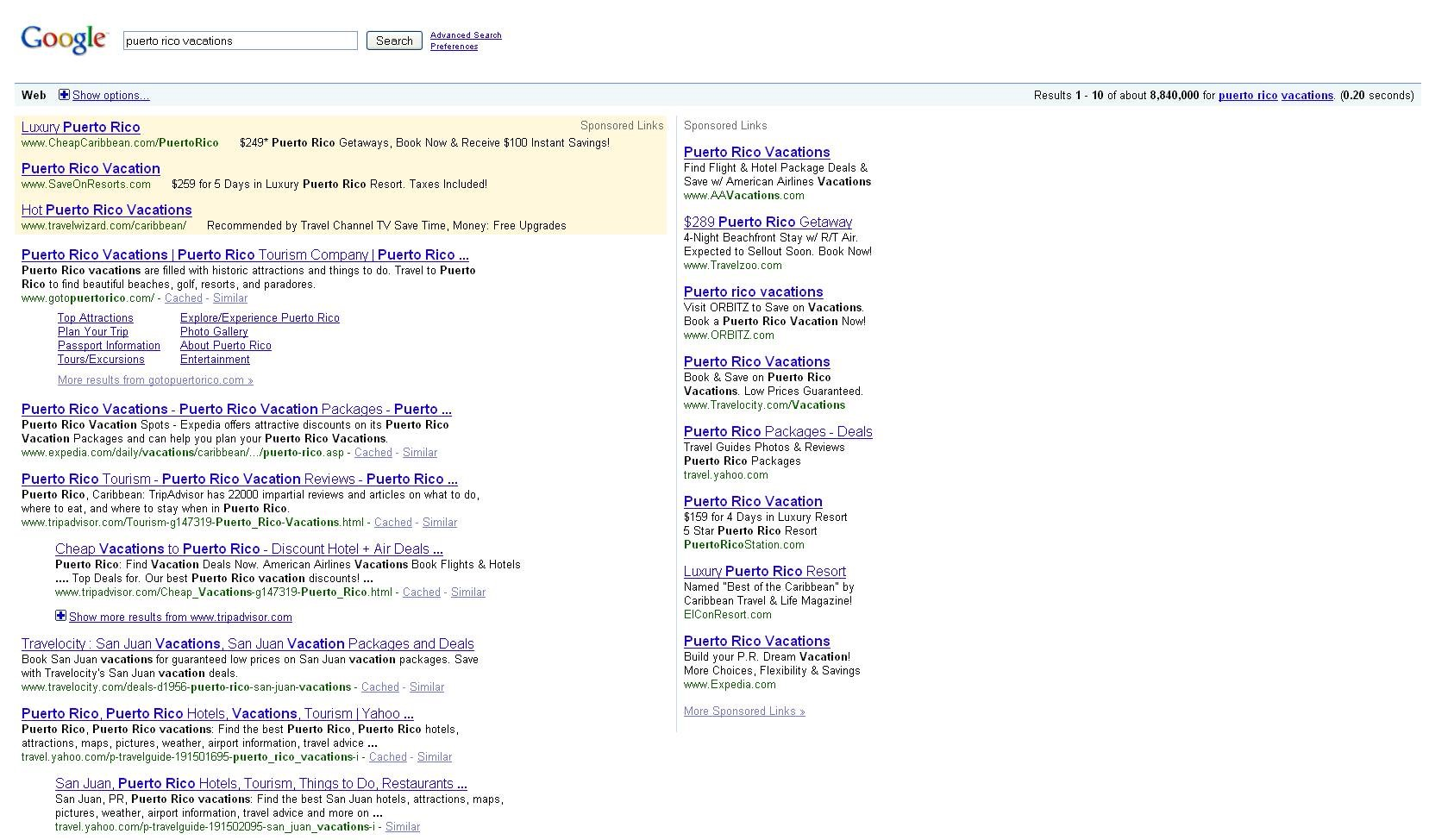 """Featured image for """"Google SERP: Get With It"""""""