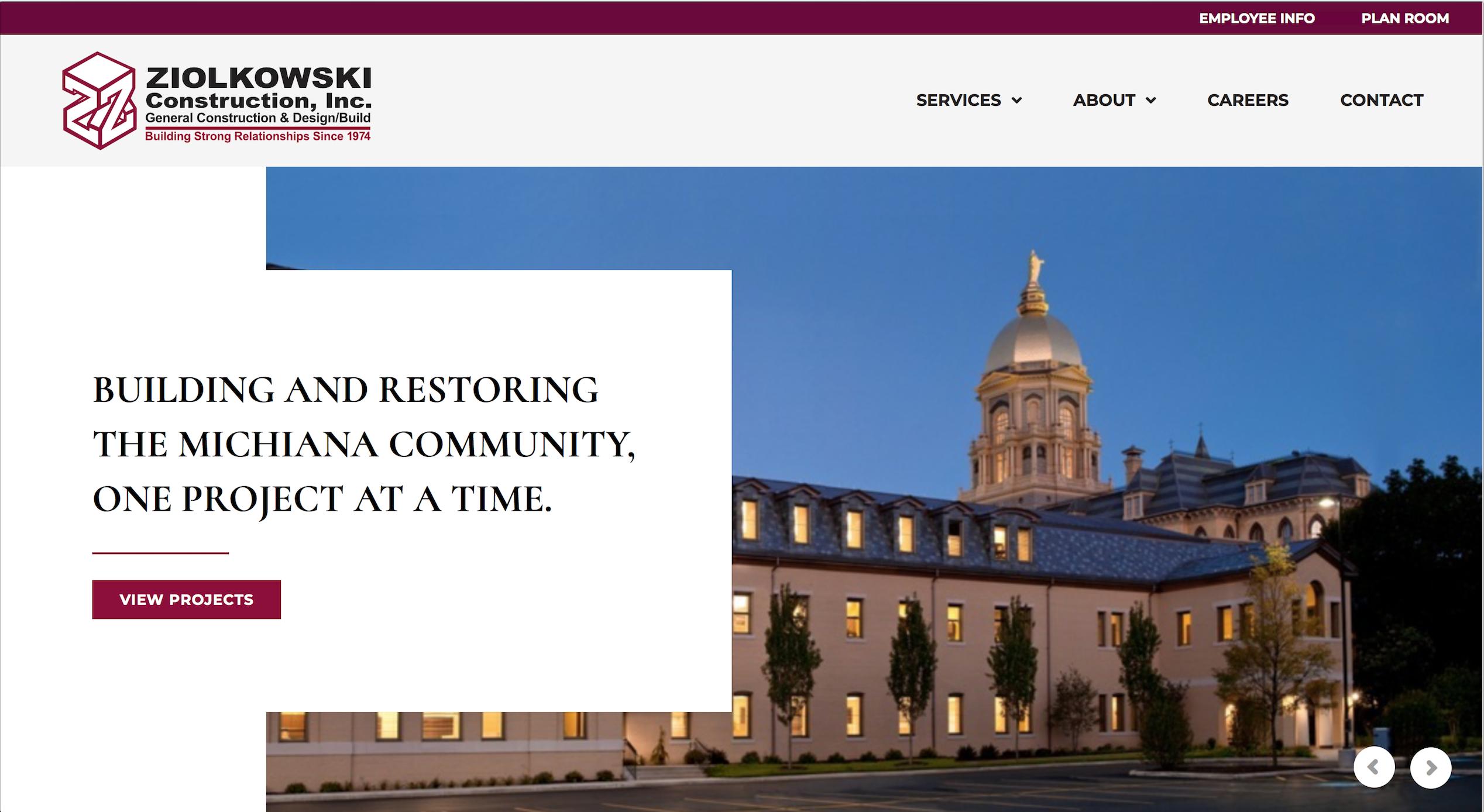 "Featured image for ""Ziolkowski Website"""